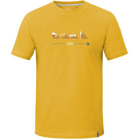 ABK Mäki T-shirt Homme, honey